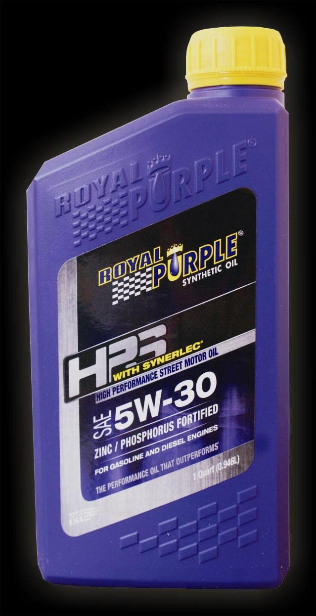 Royal Purple HPS 5w30